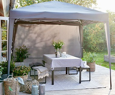 JERUP gazebo