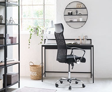 Office Furniture Chairs Desks, Home Office Desk And Chair Set Uk
