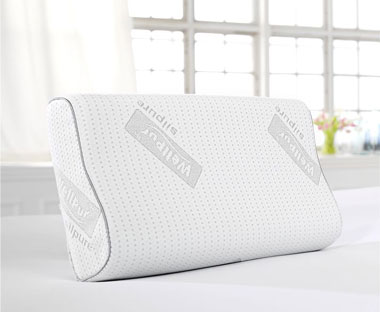 Pillow fibre natural and memory foam pillows jysk