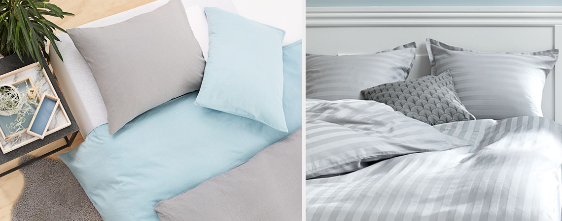 35ae2040ef Bed linen sizes - choose the right size | JYSK