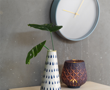Subtle and essential clocks for every room