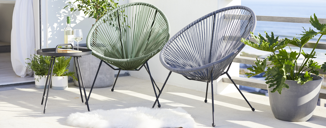 Garden accessory inspiration with JYSK