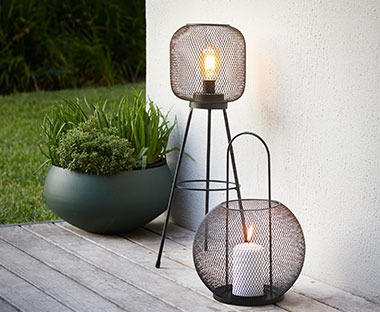 Garden Amp Outdoor Lanterns And Candles Jysk