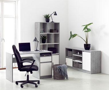 Terrific Office Furniture Affordable Home Office Desks Office Interior Design Ideas Clesiryabchikinfo