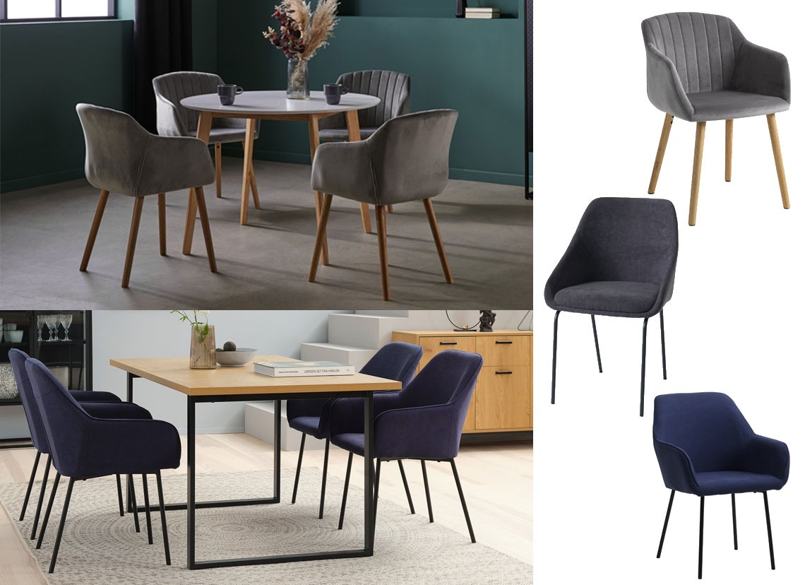 three accent dining chairs that you'll love for your home
