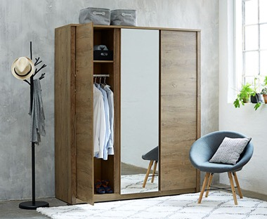sale retailer e8c18 d61b2 Wardrobe | Double, mirrored and sliding door wardrobes | JYSK