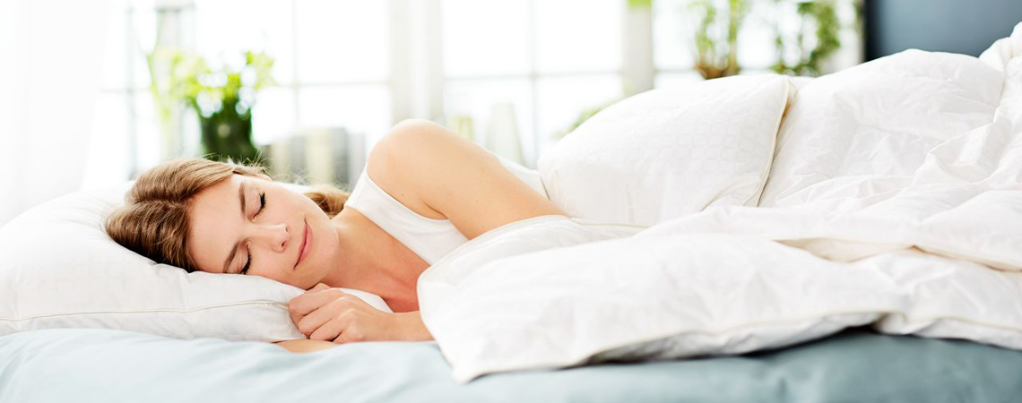 Tips for Dealing with Night Sweats | JYSK