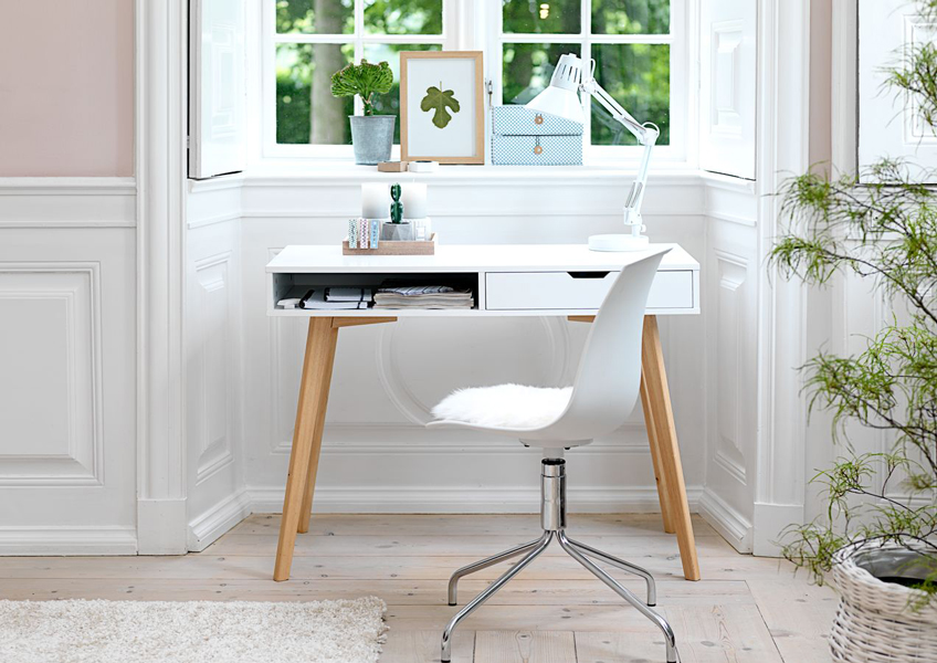 Home Office Tips And Ideas With JYSK