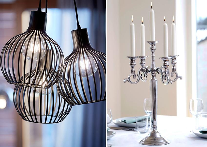 Affordable lighting ideas for your home with JYSK