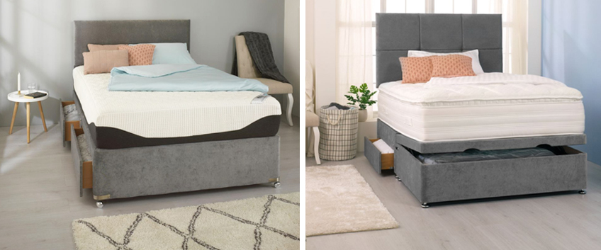 Choosing the best type of mattress for you at JYSK