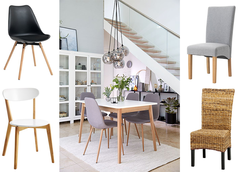 57772faed2a0 Mix & match dining chairs: Get ideas for mixed dining chairs | JYSK