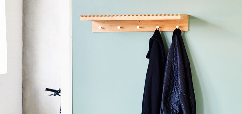 Hat stands and coat hooks from JYSK