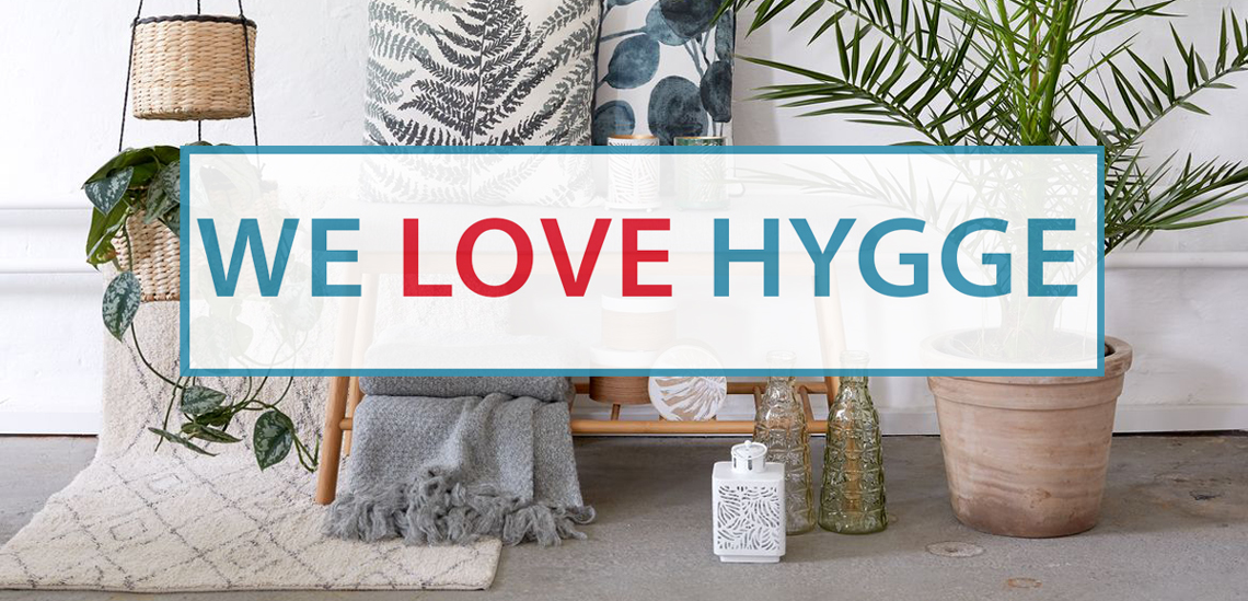 We love hygge at JYSK