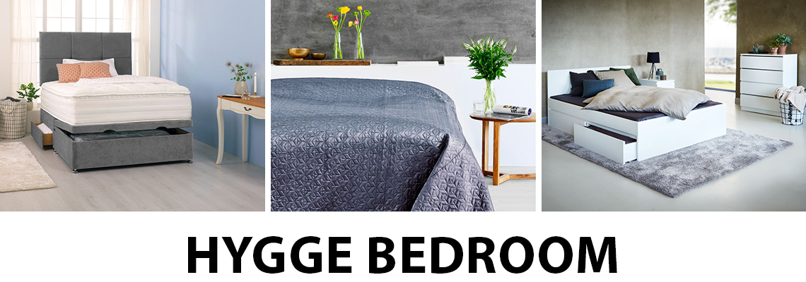 Add hygge to your bedroom with JYSK