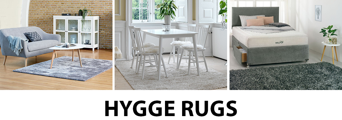 Rugs can create plenty of hygge in your home