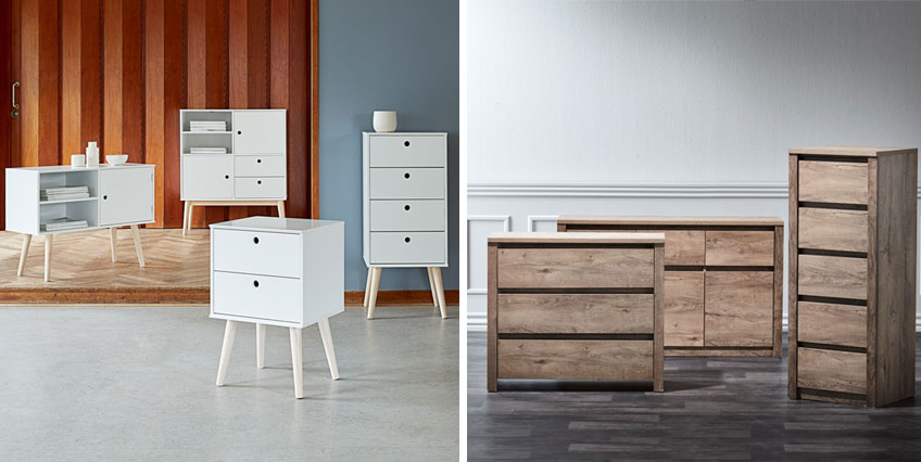 Matching storage ideas from JYSK