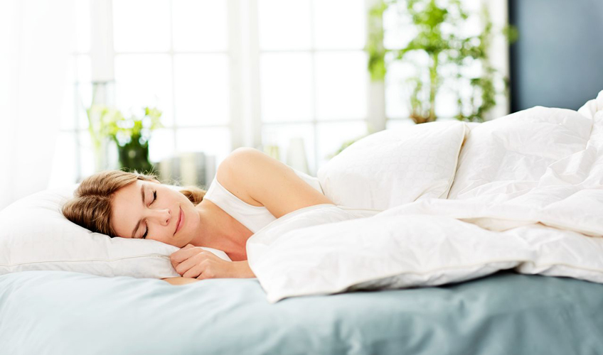 Get tips and advice on how to deal with night sweats