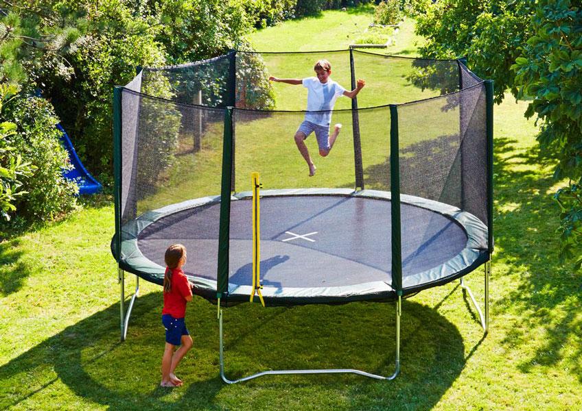 Seriøst Trampoline Safety for Children | JYSK JD-38