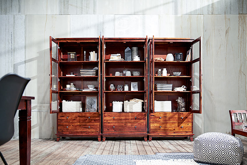 Decorate With A Display Cabinet Jysk