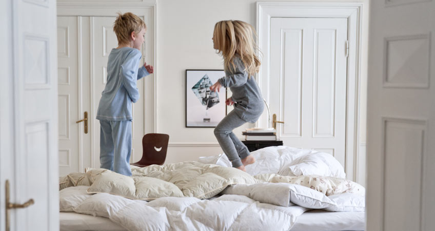 Tips on how to get your children to sleep