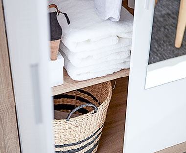 AAMUND basket is perfect for storing things